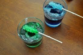 For Those Of You With A Sweet Tooth Grow Your Own Rock Candy In Kitchen Items Can Find Home Start Growing Sugar Crystals