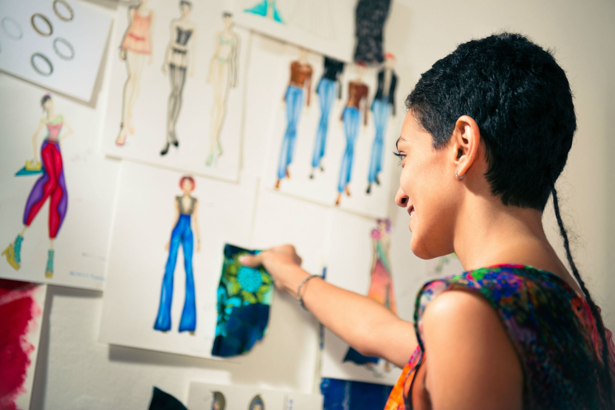 Fashion Designer Turned STEM - STEMJOBS