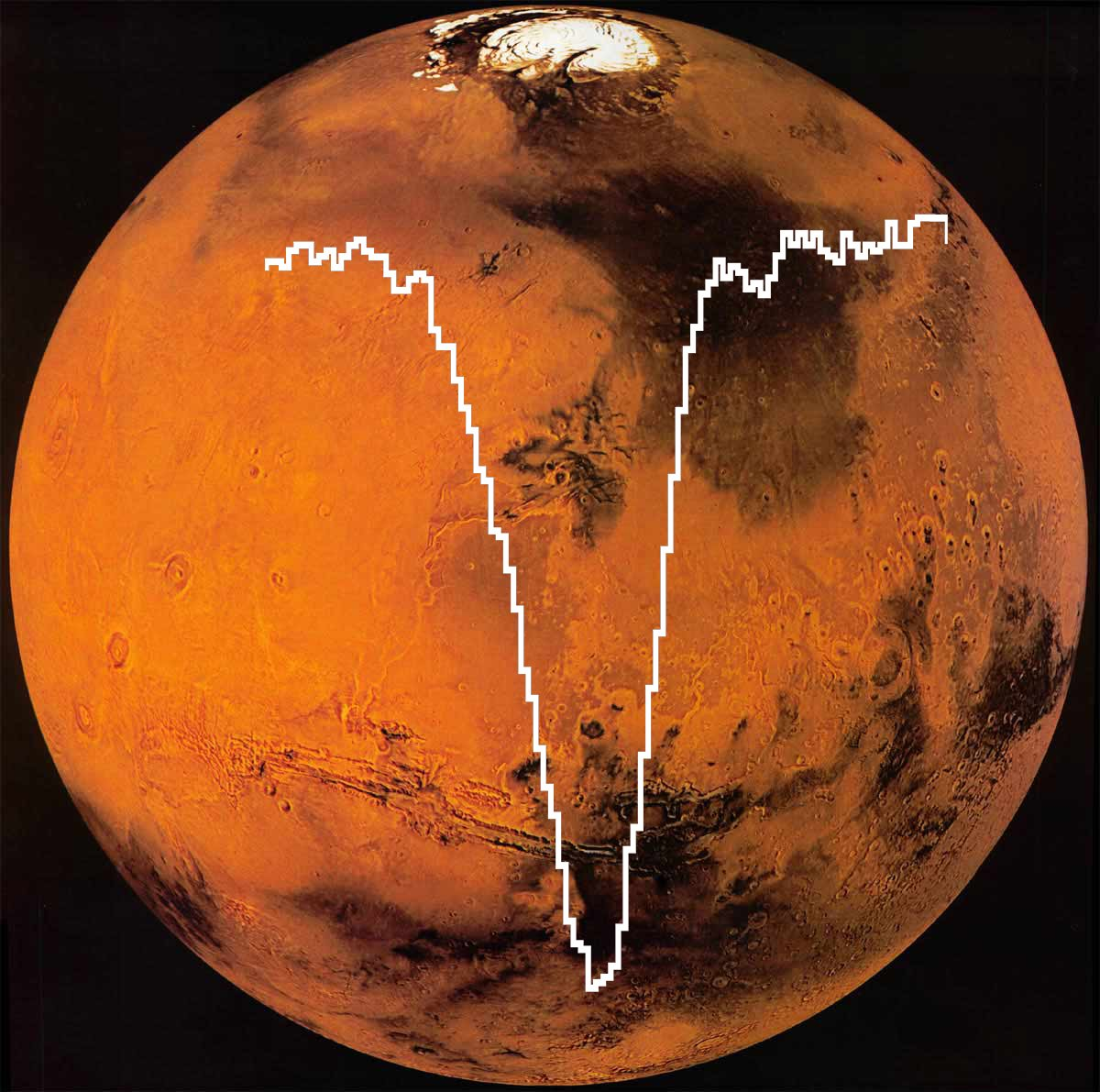 NASA announces there's oxygen on Mars