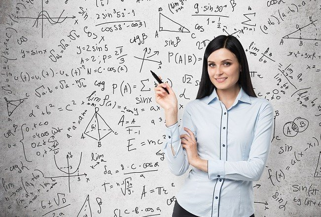female mathematicians