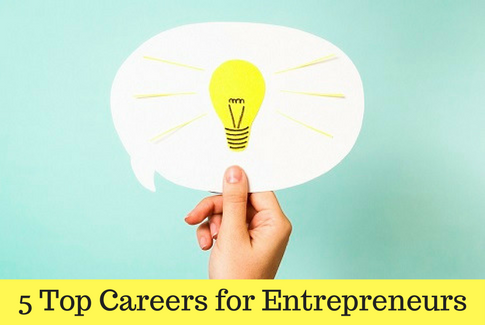 careers for entrepreneurs