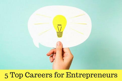 careers for entrepreneurs